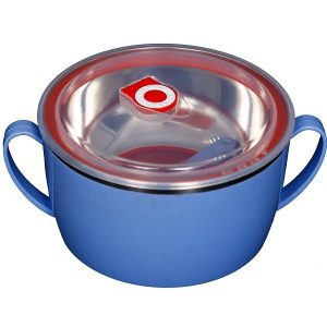 Stainless Steel Rice / Noodles Bowl 1.2L