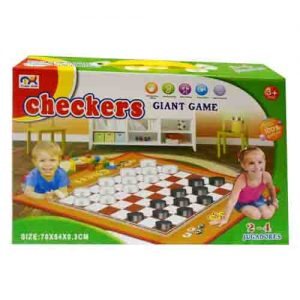 Large Checkers Board