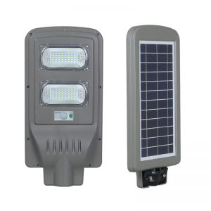 40W Waterproof Solar Powered Outdoor Wall Street LED Light